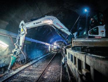 Nouvetra- Tunnel de Caluire